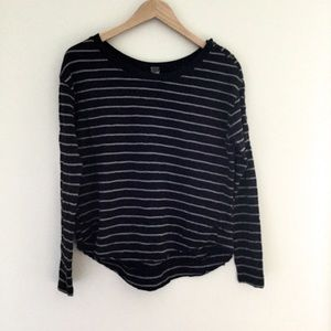 Free People We The Free Striped Pullover